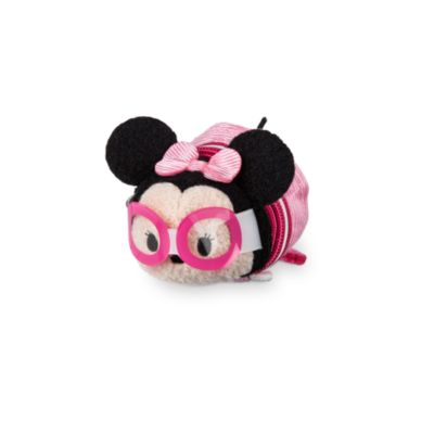 Holiday Minnie Mouse Tsum Tsum Mini Soft Toy
