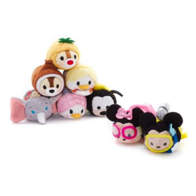 Minipeluche Tsum Tsum de Goofy de vacaciones