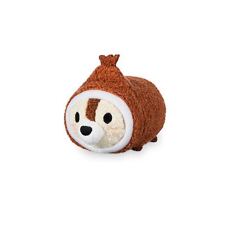 Lille Chip Holiday Tsum Tsum plysdyr med duft