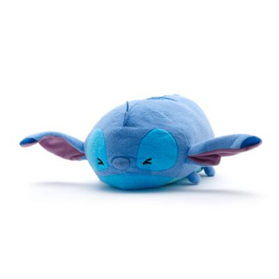Mellemstort Stitch Tsum Tsum plysdyr