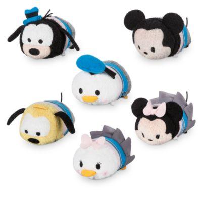 Disney Store 30-årsjubileum, Tsum Tsum-minigosedjur, set i 6 delar