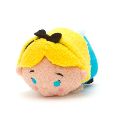 Alice Tsum Tsum Mini Soft Toy, Alice In Wonderland