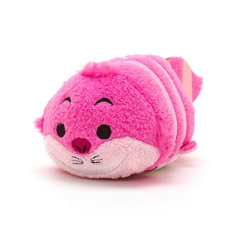 Cheshire Cat Tsum Tsum Mini Soft Toy, Alice In Wonderland