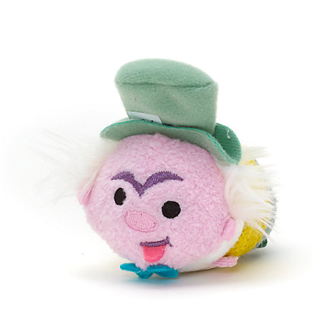Mad Hatter Tsum Tsum Mini Soft Toy, Alice In Wonderland