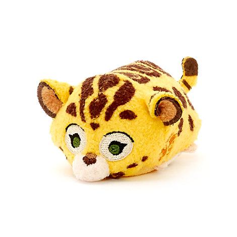 Mini peluche Tsum Tsum de Fuli, La Guardia del León