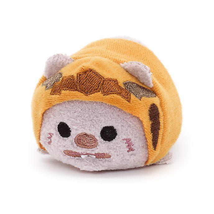 Chief Chirpa on Endor Tsum Tsum Mini Soft Toy, Star Wars