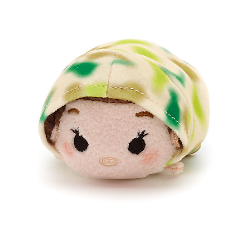 Princess Leia on Endor Tsum Tsum Mini Soft Toy, Star Wars