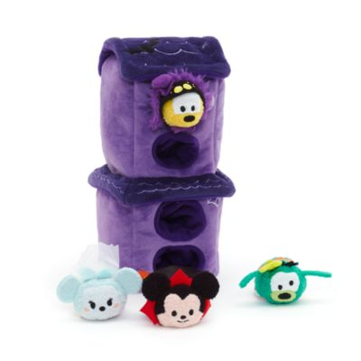 Halloween Tsum Tsum Micro Soft Toy Set