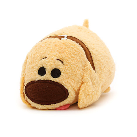 Peluche miniature Tsum Tsum Doug, collection Là-haut