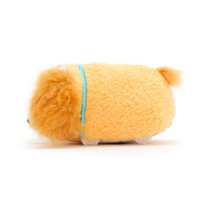 Mini peluche Tsum Tsum Lady, La Belle et le Clochard