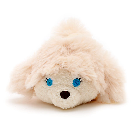 Mini peluche Tsum Tsum Peg, La Belle et le Clochard