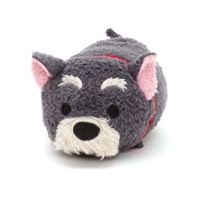 Jock Tsum Tsum Mini Soft Toy, Lady and the Tramp