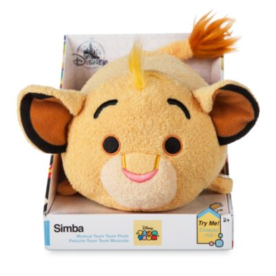 Peluche Tsum Tsum musicale Simba, Le Roi Lion