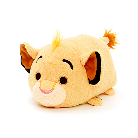 Simba Musical Tsum Tsum Soft Toy, The Lion King
