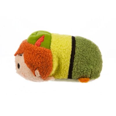 Peter Pan Tsum Tsum Mini Soft Toy