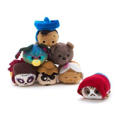Disney Tsum Tsum - Disney Pixar Coco - Lebendiger als das Leben! - Hector Miniplüsch