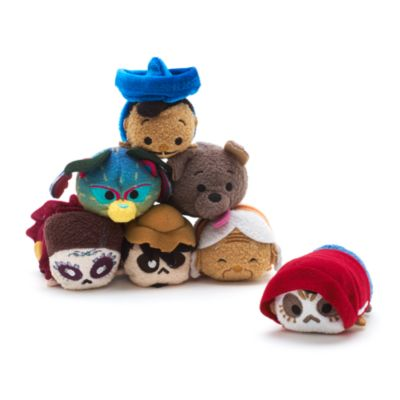 Disney Tsum Tsum - Disney Pixar Coco - Lebendiger als das Leben! - Dante Miniplüsch