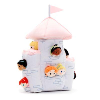 Disney Prinzessin - Disney Tsum Tsum Mikroplüsch - Schloss-Set