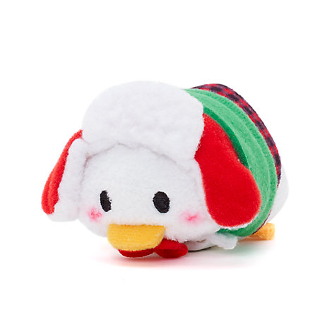 Donald Duck Festive Tsum Tsum Mini Soft Toy