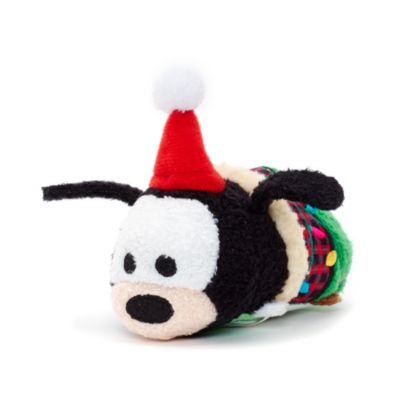 Goofy Festive Tsum Tsum Mini Soft Toy