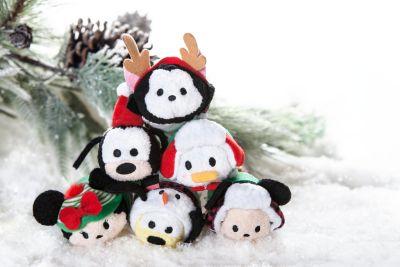 Disney Tsum Tsum Miniplüsch - Micky Maus, festlich