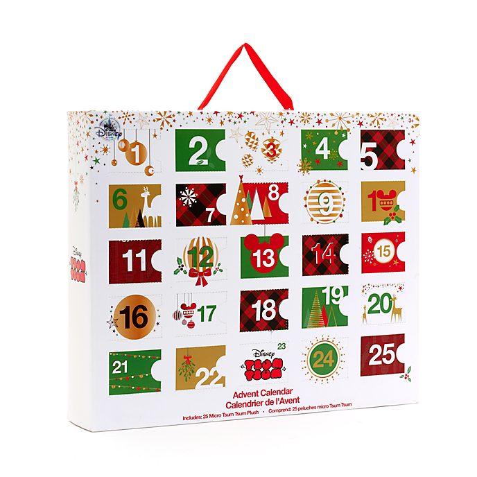 Calendario dell'avvento micro Tsum Tsum