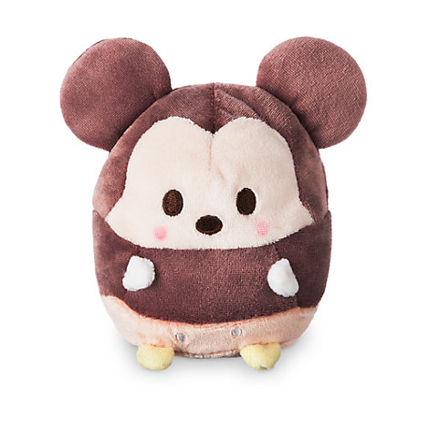 Peluche pequeño Ufufy Mickey Mouse con aroma