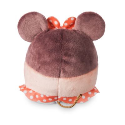 Petite peluche Ufufy parfumée Minnie Mouse