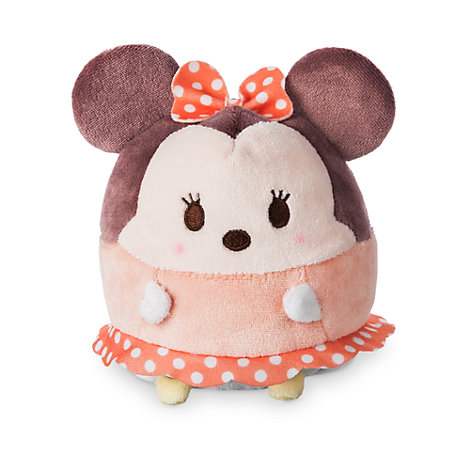 Minnie Mouse Ufufy Small Scented Soft Toy