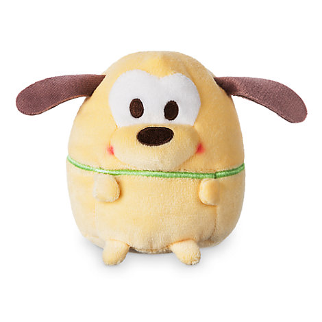 Pluto Ufufy Small Scented Soft Toy
