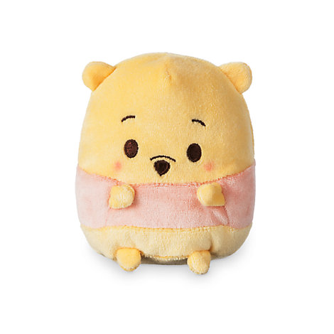 Winnie the Pooh Ufufy Small Scented Soft Toy
