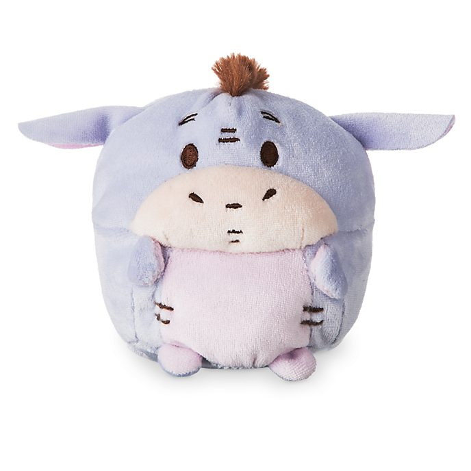 Disney Store Eeyore Ufufy Small Scented Soft Toy, Winnie the Pooh