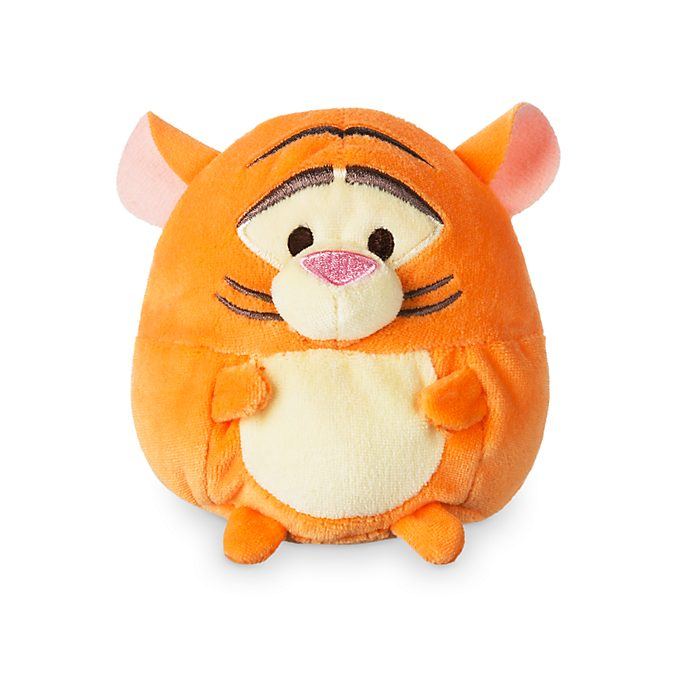 Disney Store Tigger Ufufy Small Scented Soft Toy, Winnie the Pooh