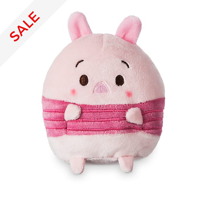 Disney Store Piglet Ufufy Small Scented Soft Toy, Winnie the Pooh