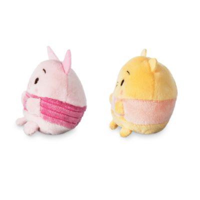 Set mini peluche Ufufy Pooh e Pimpi, Winnie the Pooh
