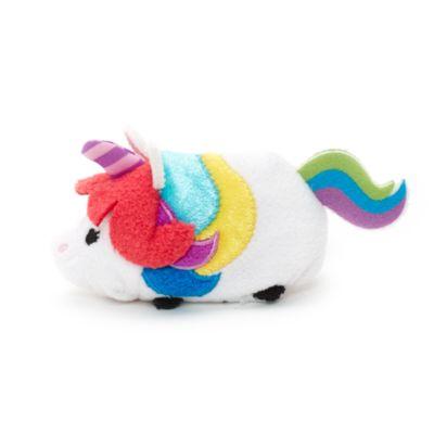 Regnbueenhjørning lille Tsum Tsum plysdyr