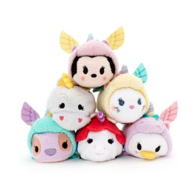 Rainbow Unicorn Mini Tsum Tsum Soft Toy