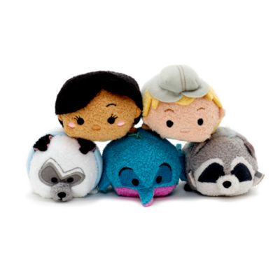 Meeko Tsum Tsum Mini Soft Toy, Pocahontas