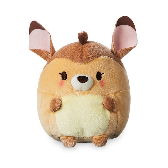 Disney Store Bambi Small Scented Ufufy Soft Toy