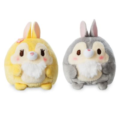 Set mini peluche Ufufy Bambi