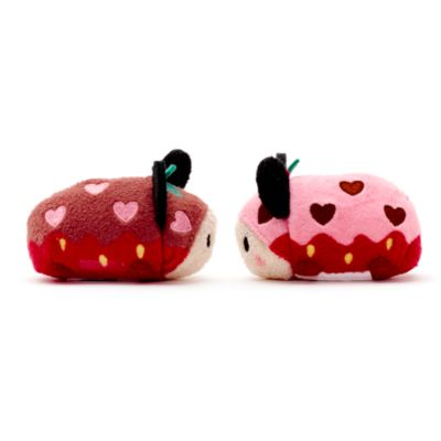 Ensemble de mini peluches Tsum Tsum Mickey et Minnie Mouse
