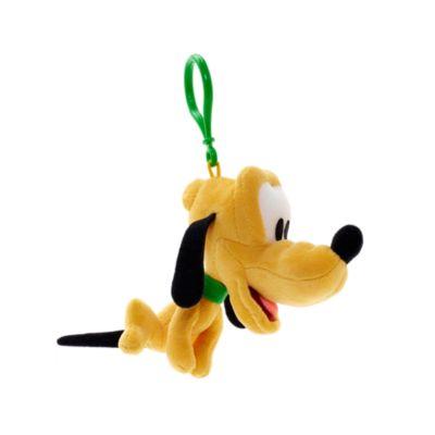 Pluto Soft Key Ring