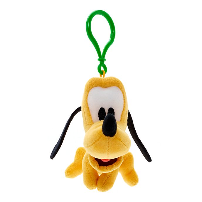 Porte-clés en peluche Pluto