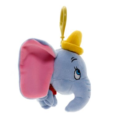 Llavero con peluche Dumbo