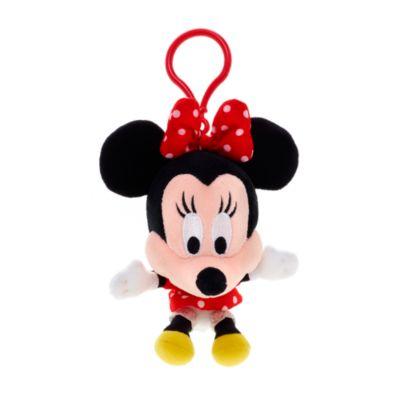 Llavero con peluche Minnie