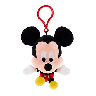 Porte-clés peluche Mickey Mouse