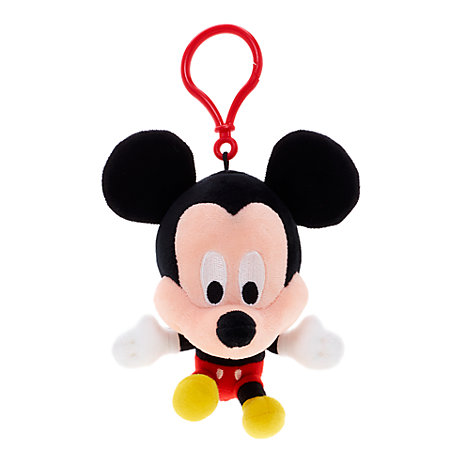 Mickey Mouse Soft Key Ring