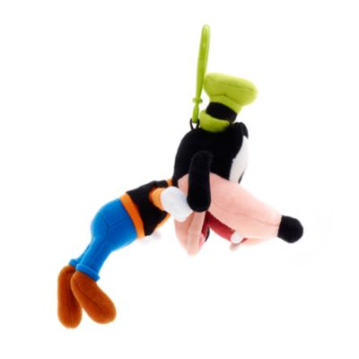 Goofy Soft Key Ring