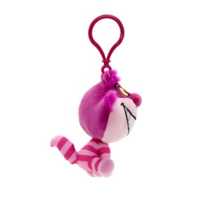 Porte-clés peluche Le chat du Cheshire
