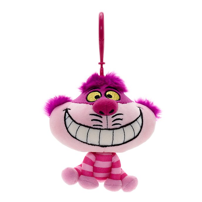 Cheshire Cat Soft Key Ring